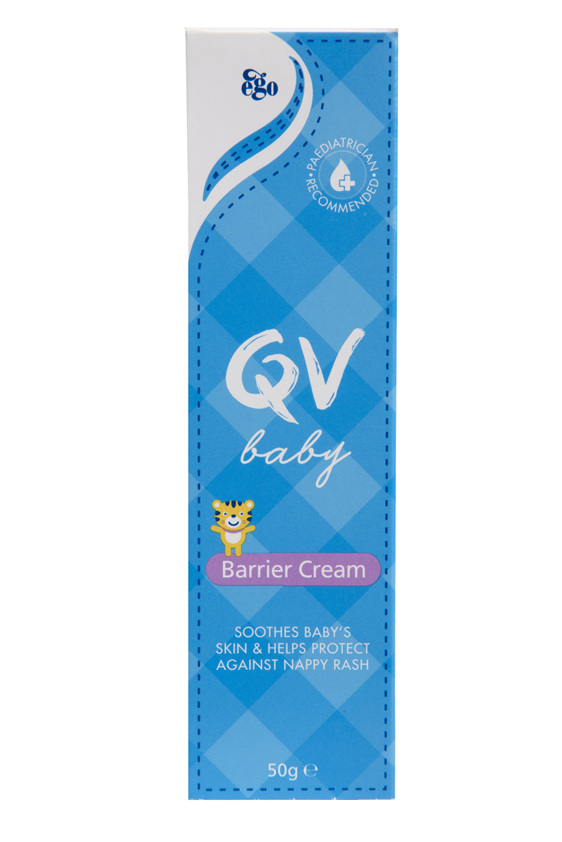 EGO Qv Baby Barrier Cream 50 G