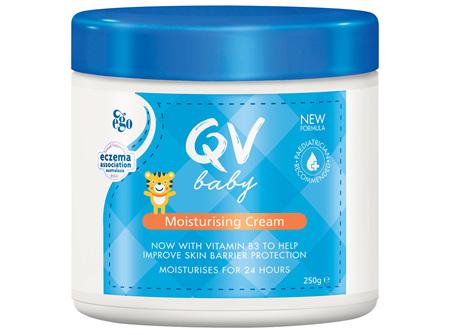 EGO Qv Baby Cream 250 G