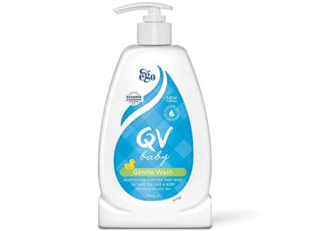 Ego QV Baby Gent Wsh 500G