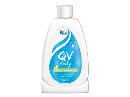 Ego QV Baby Gentle Wash 250g