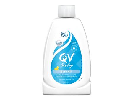 EGO QV BABY OIL 250