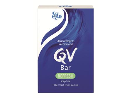 EGO Qv Bar 100 G