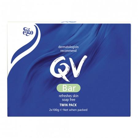 Ego QV Bar Twin Pack 2 x 100G