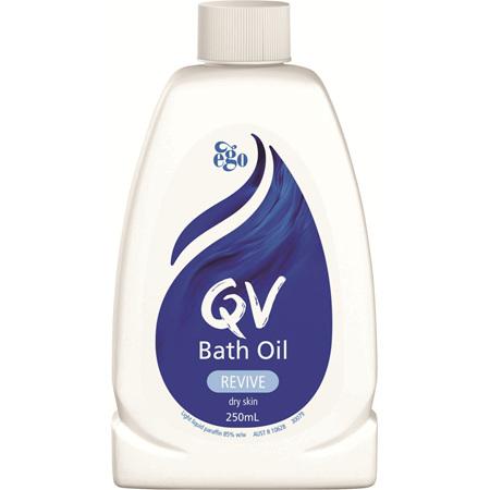 EGO Qv Bath Oil 250 Ml