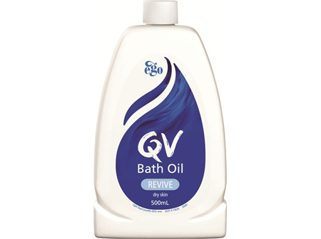 EGO Qv Bath Oil 500 Ml