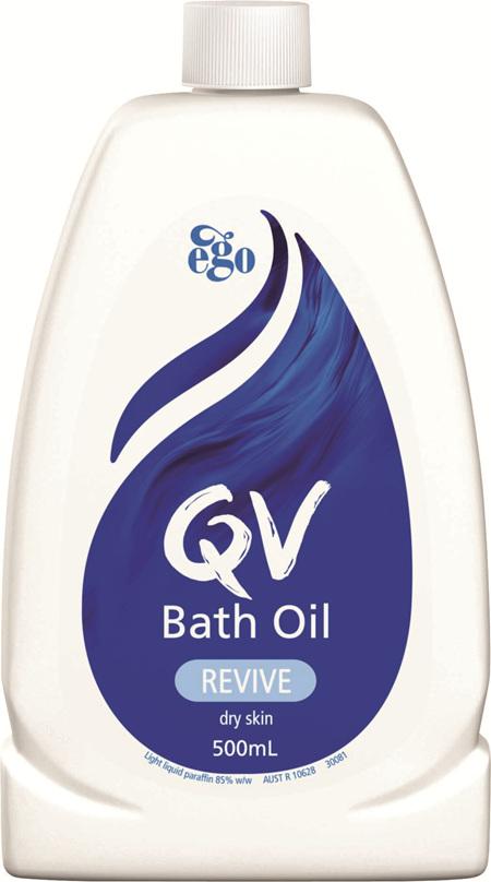 EGO Qv Bath Oil 500 Ml