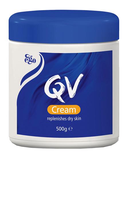 EGO Qv Cream 500 G