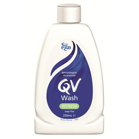 EGO QV Face Cleanser 250ml