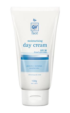 EGO Qv Face Day Cream Spf 30 150G