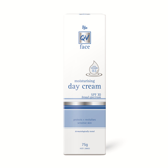 EGO Qv Face Day Cream Spf 30 75 G