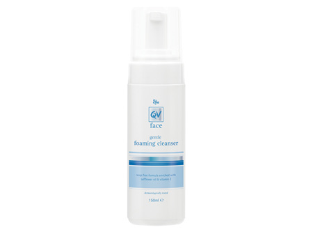 EGO Qv Face Gentle Foam Cleanser 150 Ml