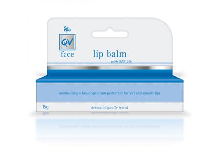 Ego QV Face Lip Balm 15g
