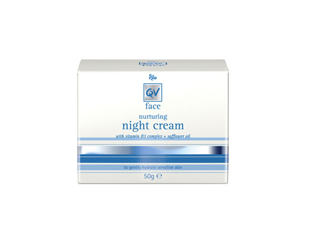 EGO Qv Face Night Cream 50 G