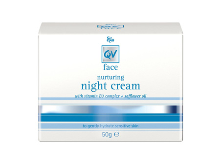 EGO QV FACE NIGHT CRM 50G