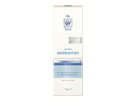 EGO Qv Face Oil Free Moisturiser 75 G