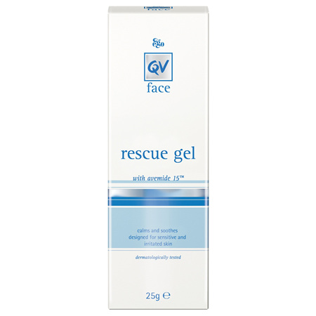 EGO Qv Face Rescue Gel 30 Ml