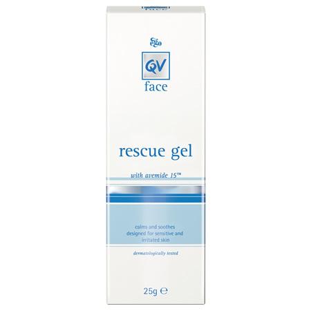 EGO Qv Face Rescue Gel 30 Ml