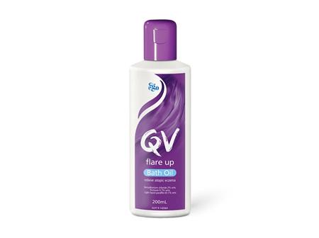 Ego QV Flare Up Bath Oil 200ml