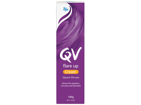 EGO Qv Flare Up Cream 100 G