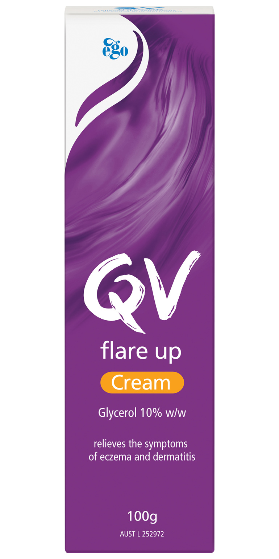 EGO Qv Flare Up Cream 100 G