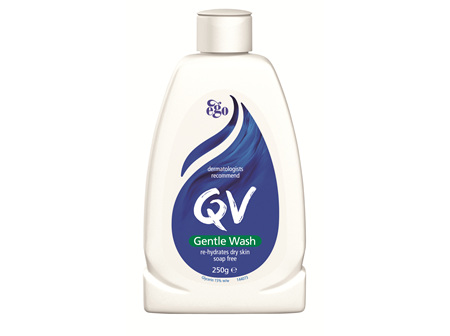 EGO Qv Gentle Wash 250 G