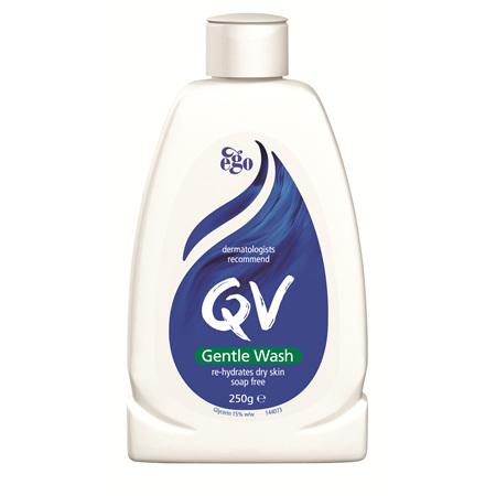 EGO Qv Gentle Wash 250 G