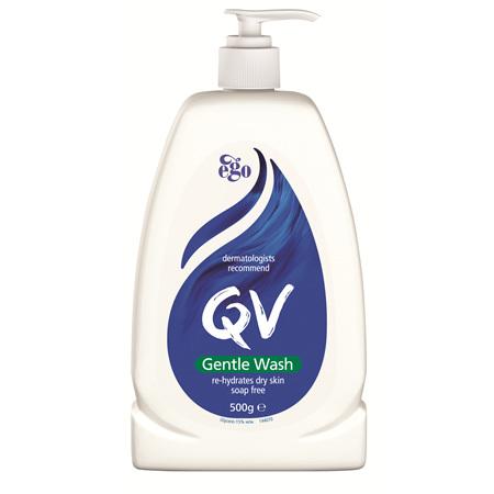 EGO Qv Gentle Wash 500 G