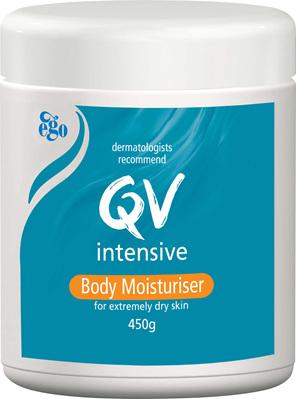 EGO Qv Intensive Moisturiser 450 G
