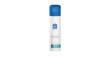 EGO Qv Naked Anti-Perspirant Deodorant Spray 100 G
