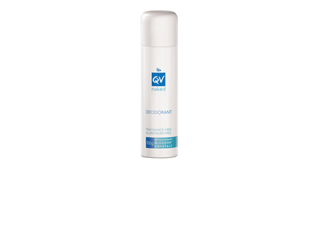 EGO Qv Naked Deodorant Spray 100 G