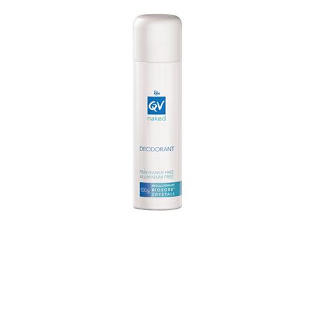 EGO Qv Naked Deodorant Spray 100 G