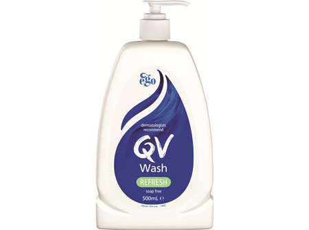 EGO Qv Wash Pump 500 Ml