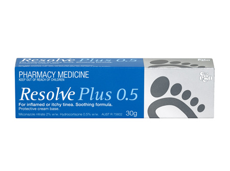 EGO Resolve Plus 0.5 Top Cream 30 G