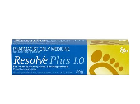 EGO Resolve Plus 1% Top Cream 30 G
