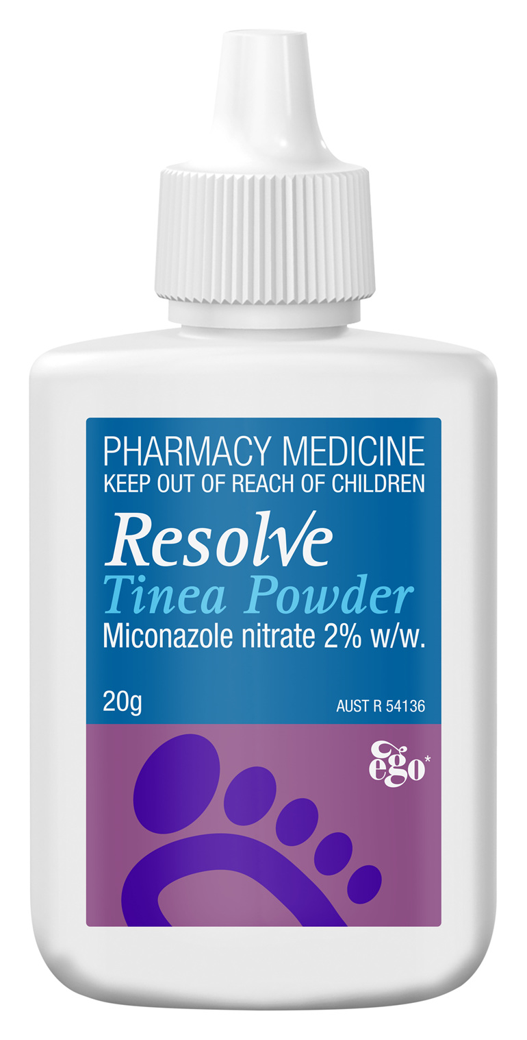 EGO Resolve Tinea Powder 20 G