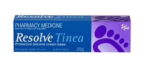 EGO Resolve Tinea Topical Cream 25 G