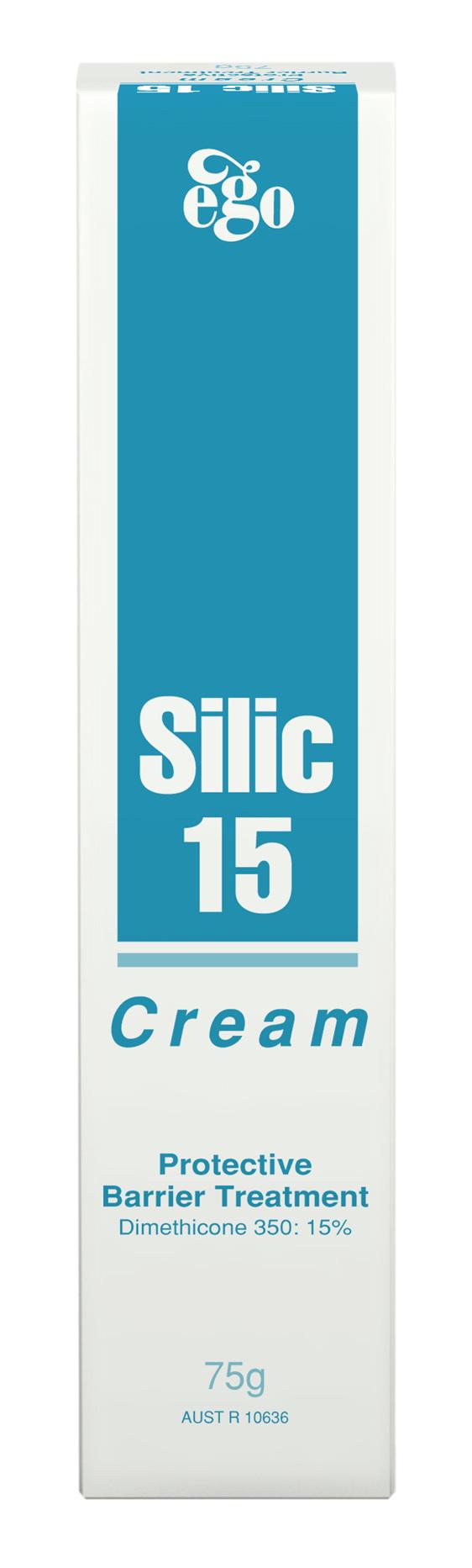 EGO Silic-15 Cream 75 G