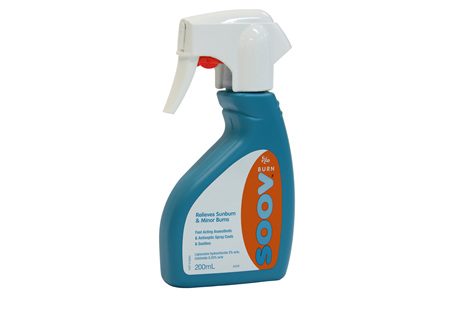 EGO Soov Burn Spray 200 Ml