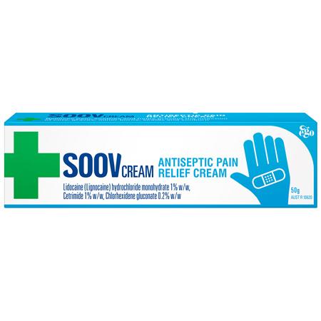 EGO Soov Cream 50 G