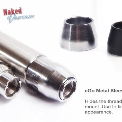 eGo Steel Sleeve Cone