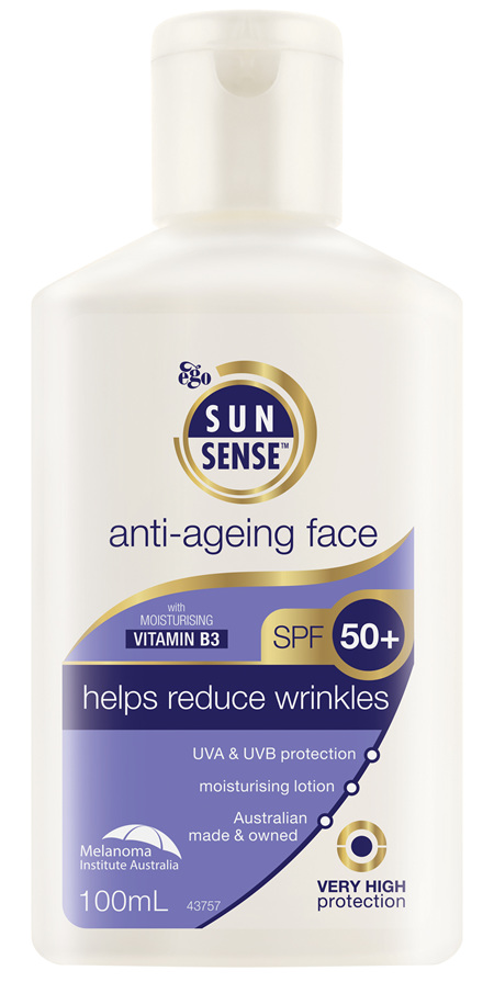 EGO Sunsense Anti-Age Face Spf 50+ 100Ml