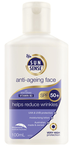 EGO Sunsense Anti-Age Face Spf 50+ 100Ml