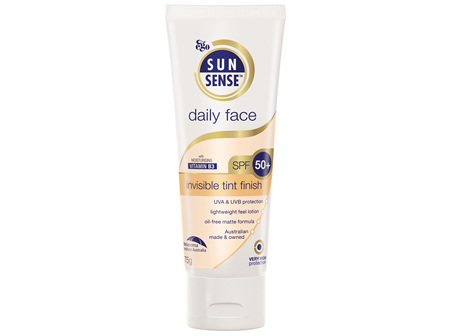 EGO Sunsense Daily Face Spf 50+ 75G
