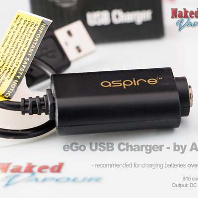 eGo USB Charger - 1000ma- by Aspire
