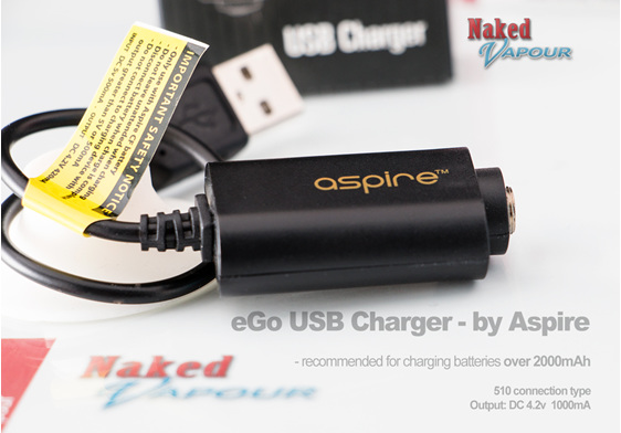 eGo USB Charger by Aspire