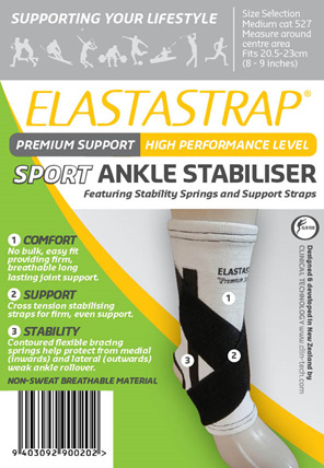 Elastastrap Sport Ankle Stab Med