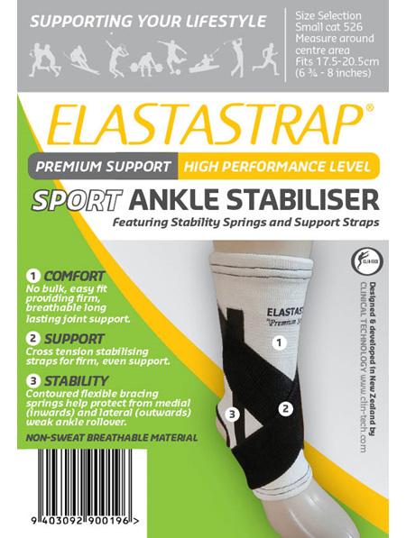 Elastastrap Sport Ankle Stab Sml