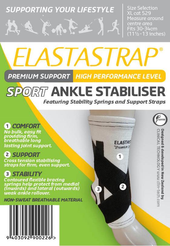 Elastastrap Sport Ankle Stab Xl