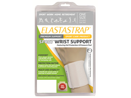 Elastastrap Sport Wrist Supp Osfa