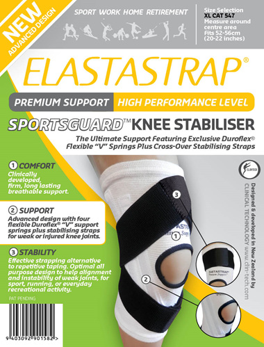 Elastastrap Sportsguard Knee Stab Xl